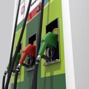 Pompa gazowa 3d model