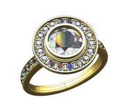 Ring 0041 3D Model $6 -  unknown  max  stl  obj - Free3D