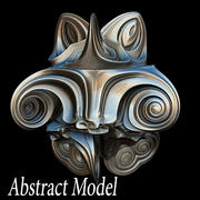 Abstract Model 3d model