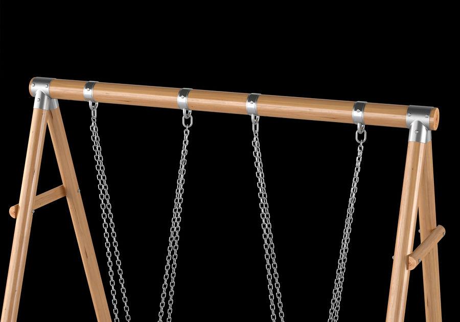 Balanço royalty-free 3d model - Preview no. 4
