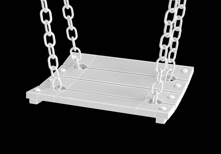 Balanço royalty-free 3d model - Preview no. 7