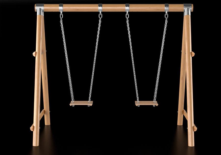 Balanço royalty-free 3d model - Preview no. 5