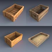 Quattro scatole 3d model