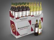 Woodbridge Wine collection 3d model
