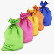 Toy Bags 3d model