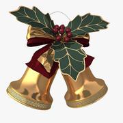 クリスマスの鐘 3d model