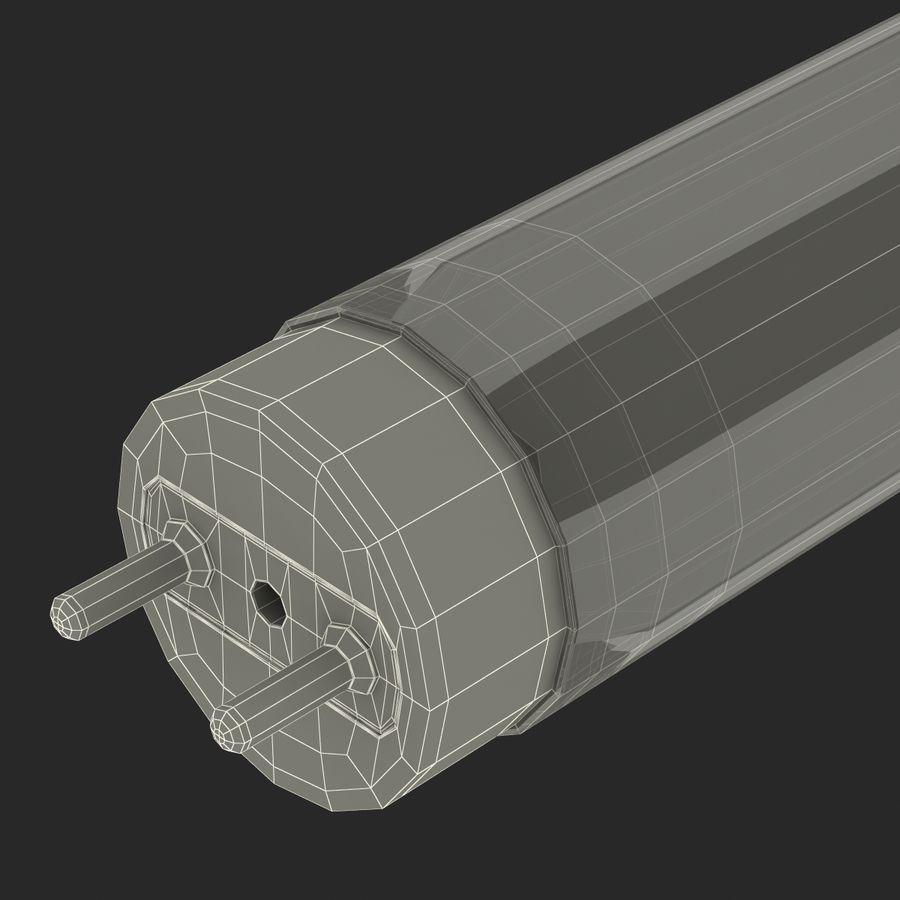 Bombilla fluorescente de luz de tira royalty-free modelo 3d - Preview no. 17