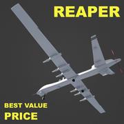 General Atomics MQ9 Reaper Drone 3d model