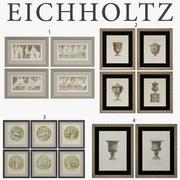 Odbitki Eichholtza 3d model