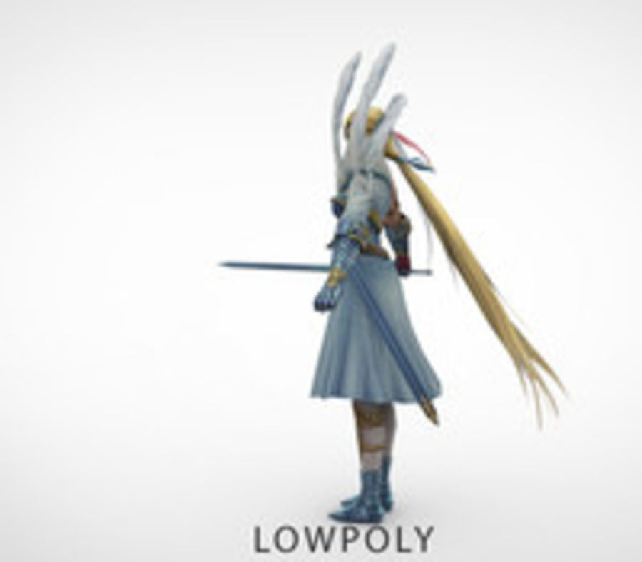 figure_v3 royalty-free 3d model - Preview no. 2