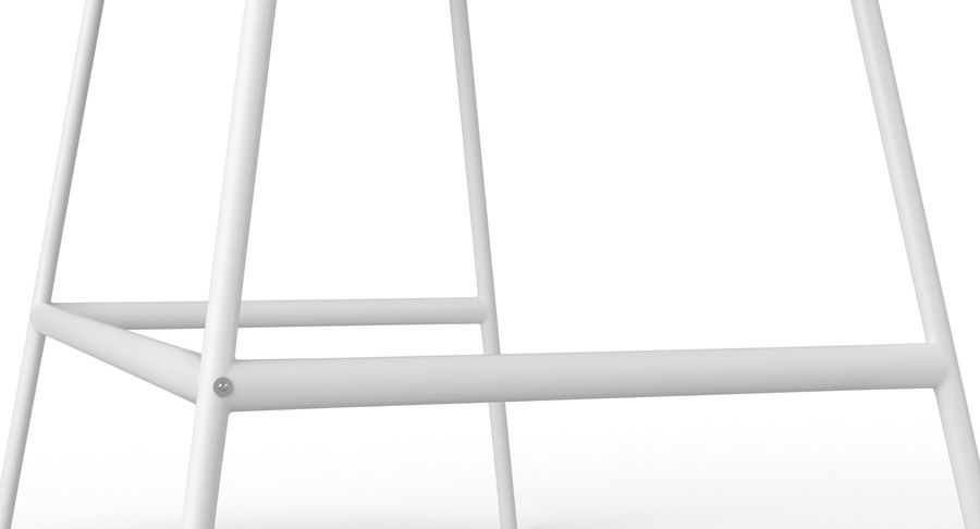 Biurko Ikea Lillasen royalty-free 3d model - Preview no. 12