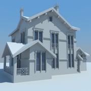 House cottage 3d model