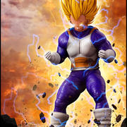 Vegeta. Dragon Ball 3d model