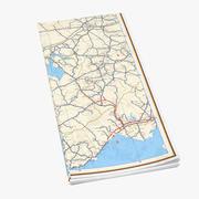 Harita 01 3d model