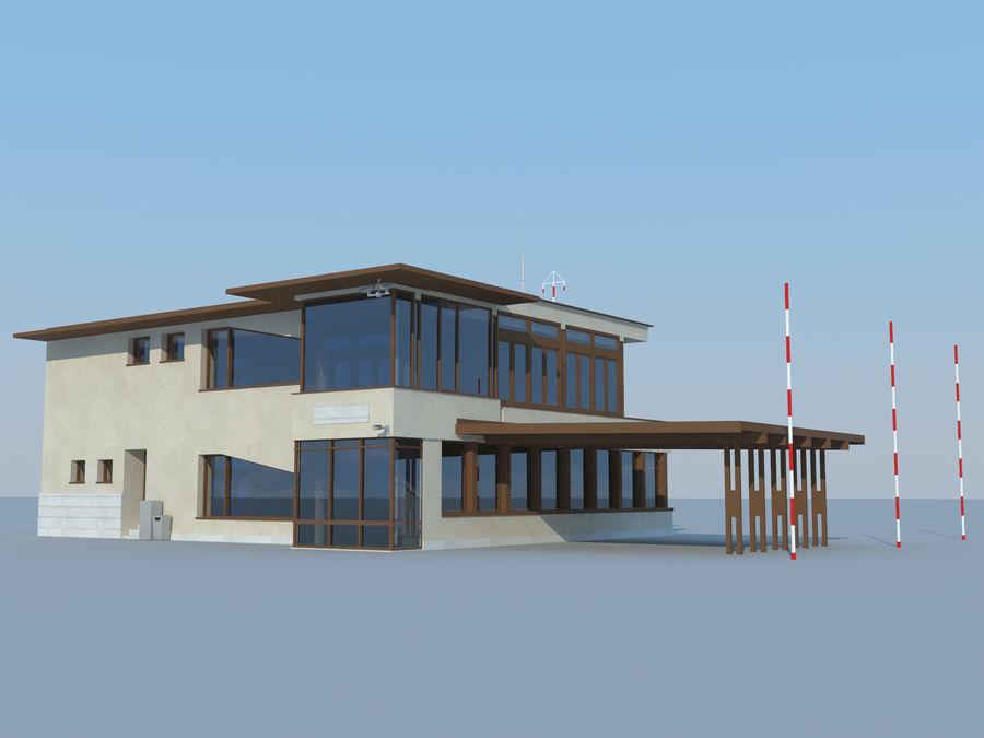 aeropuerto royalty-free modelo 3d - Preview no. 1