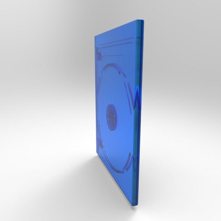 Obudowa Blu-Ray 2 royalty-free 3d model - Preview no. 10