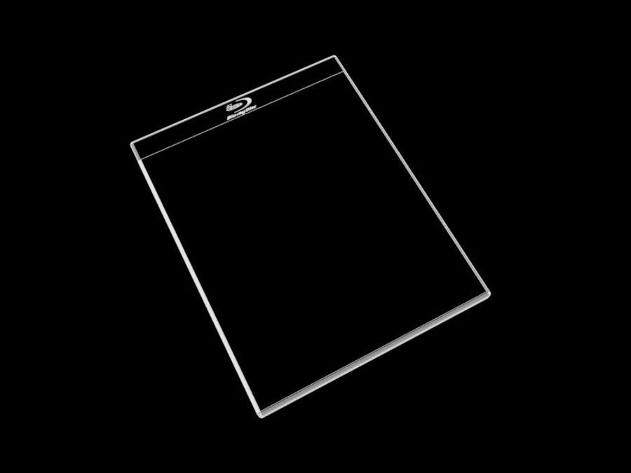 Obudowa Blu-Ray 2 royalty-free 3d model - Preview no. 12
