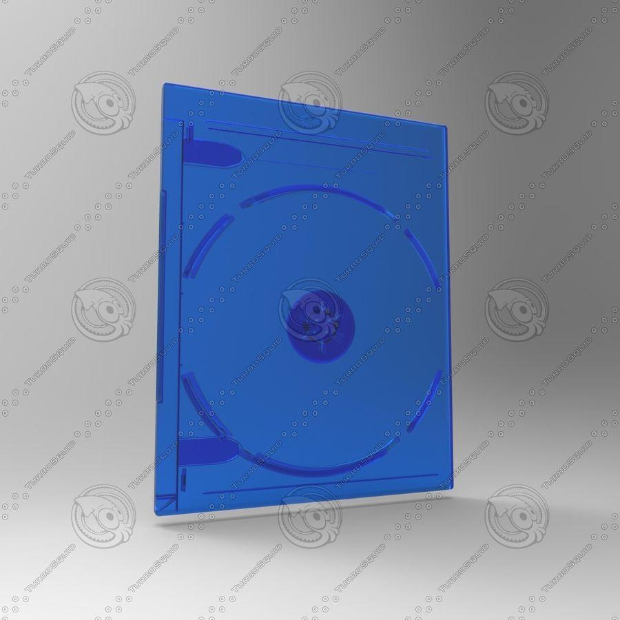 Obudowa Blu-Ray 2 royalty-free 3d model - Preview no. 9