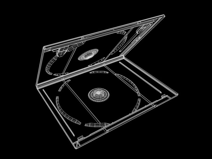 Obudowa Blu-Ray 2 royalty-free 3d model - Preview no. 13