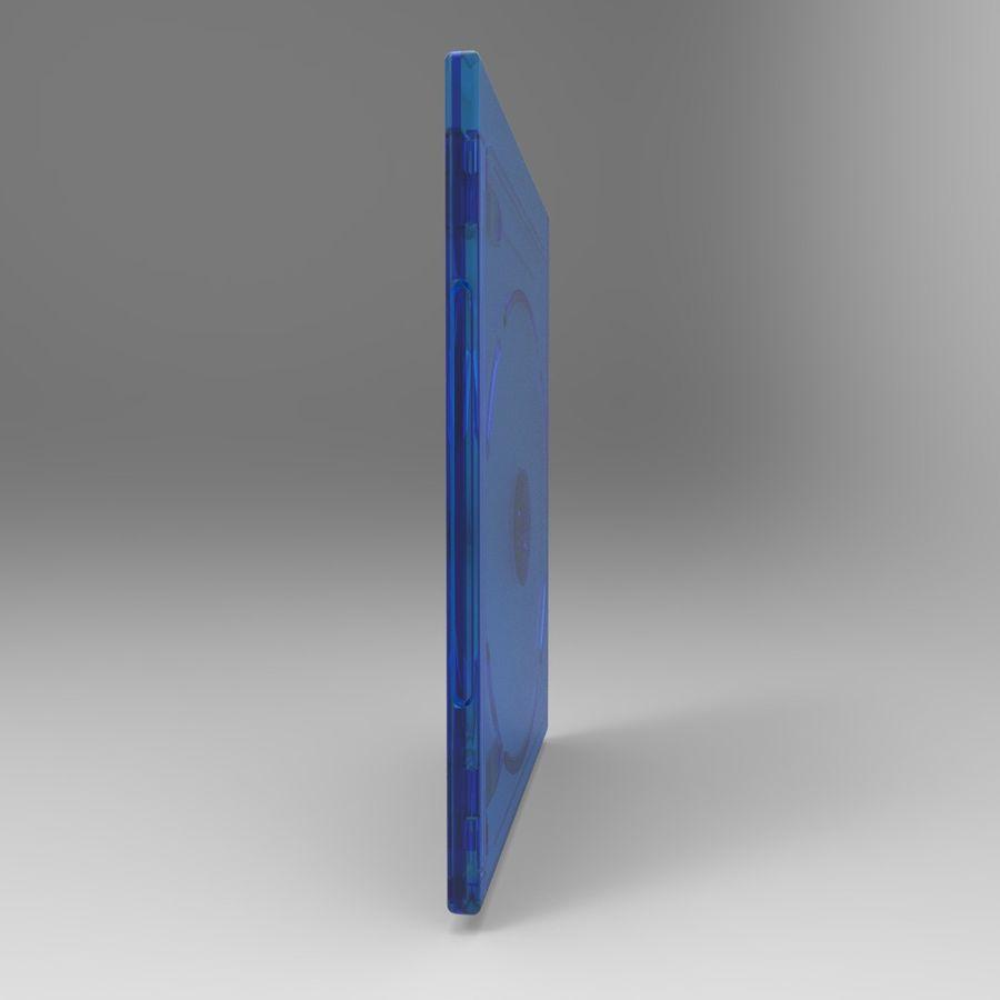 Obudowa Blu-Ray 2 royalty-free 3d model - Preview no. 8