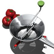 Fábrica de alimentos 3d model