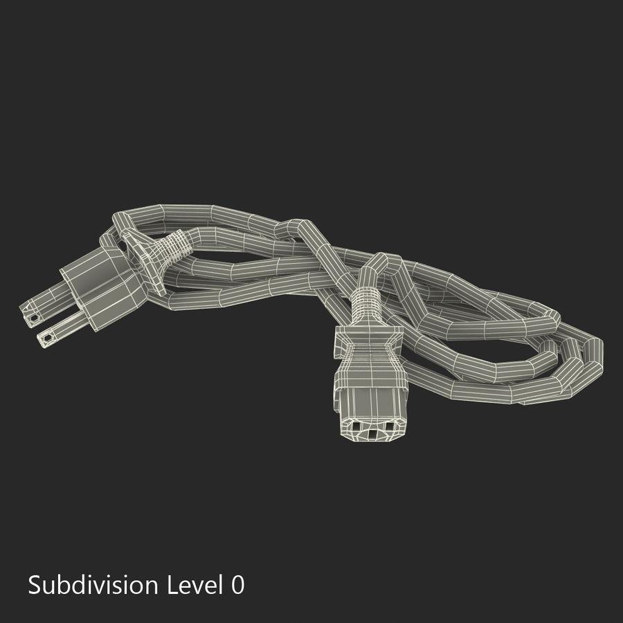 전원 royalty-free 3d model - Preview no. 14