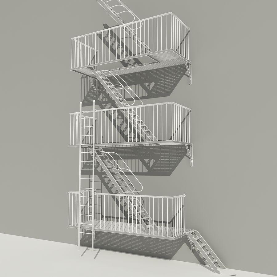 thelastplanet Escaleras De Evacuaci/ón Escaleras De Fuego Escalera De Cuerda De Madera Escalera De Escape Muy Ligero F/ácil De Usar Se Fija R/ápidamente A La Ventana para Escapar F/ácilmente 3-5m