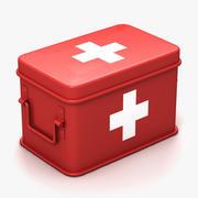Erste Hilfe 3d model
