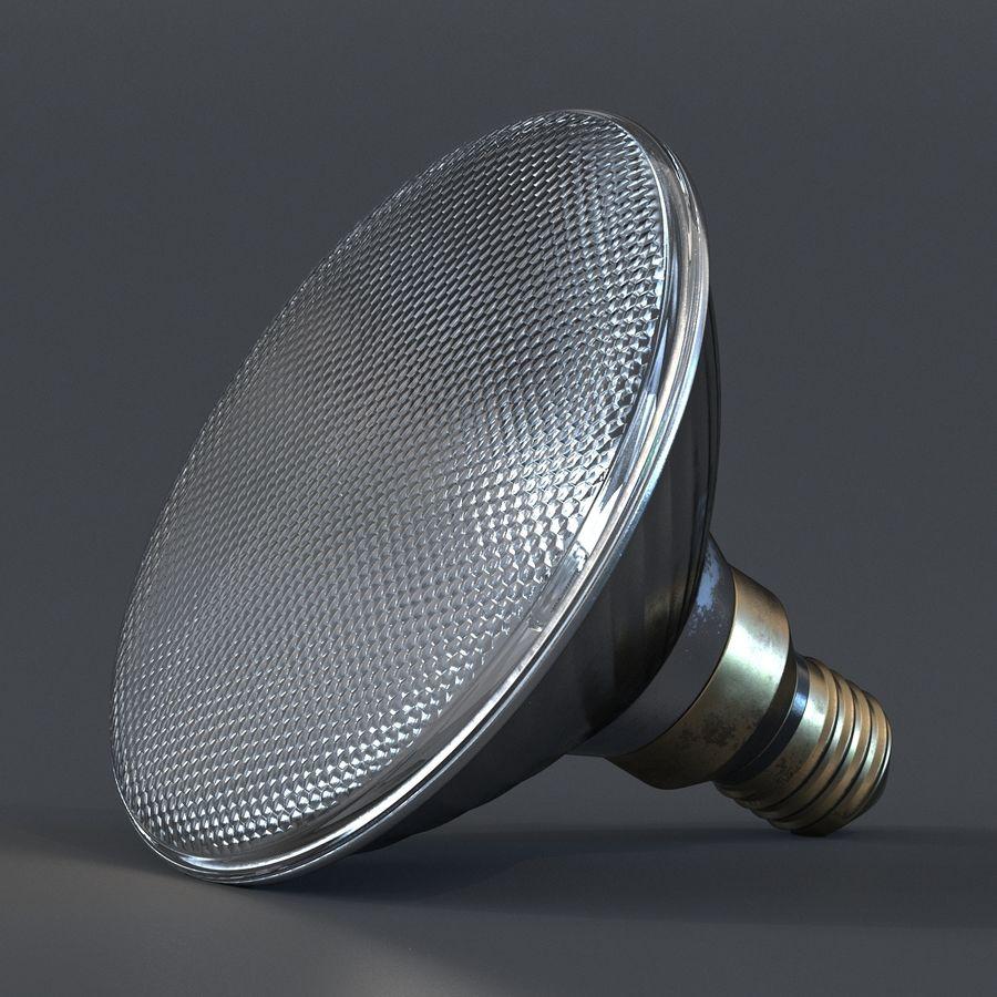 Bombilla de luz de inundación Modelo 3D royalty-free modelo 3d - Preview no. 9