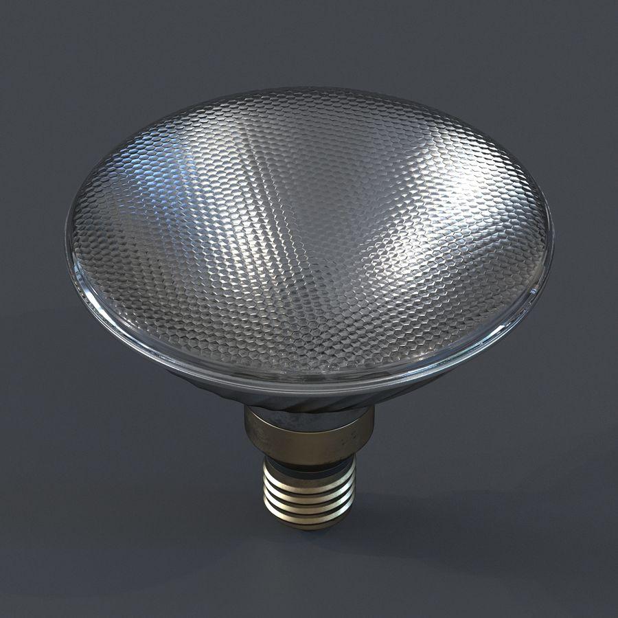 Bombilla de luz de inundación Modelo 3D royalty-free modelo 3d - Preview no. 5