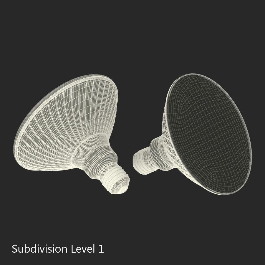 Bombilla de luz de inundación Modelo 3D royalty-free modelo 3d - Preview no. 13