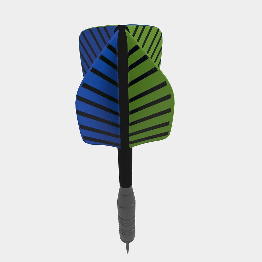 Dardo royalty-free 3d model - Preview no. 9