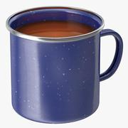 Tasse à thé 3d model