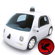 Google car 3d model