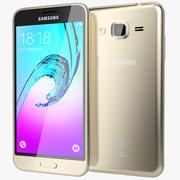 Samsung Galaxy J3 Gold 3d model