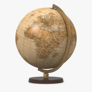 Globe Antique 3d model