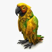 Parrot 5 3d model
