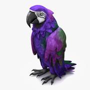 Parrot 6 3d model