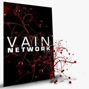 Vain Network 3d model