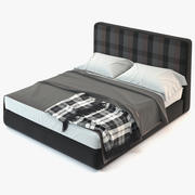 Minotti toz yatağı 3d model