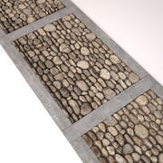 Cobblestone 3d model