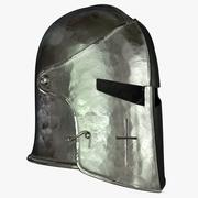 Medieval Helmet 4 3d model