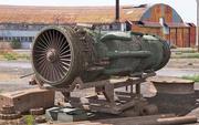 F-16喷气发动机 3d model