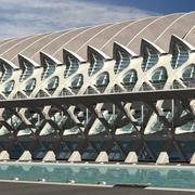 Science Museum by Calatrava 3d model