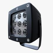 Spot Led Lumière 3d model