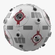 Star Wars Training Droid Marksman H 3d model