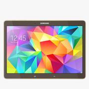 三星Galaxy Tab S 3d model