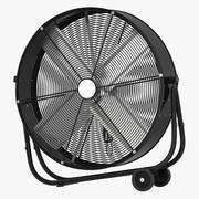 Industrial Fan Generic 3d model