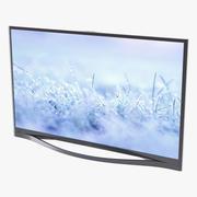 Samsung Plasma F8500 Series Smart TV 60 inch 3D Model 3d model