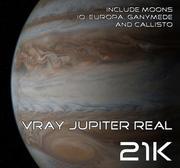 Vray Jupiter Real 23K 3d model